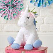 Unicorn Plushie Sewing Pattern (Jo Carter)