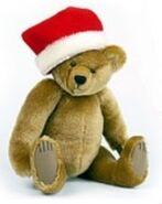 Teddy Bear Sewing Pattern 2 (Susan Jane Knock)