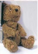 Teddy Bear Sewing Pattern 2 (Sugi Okiyasu)
