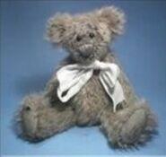 Teddy Bear Sewing Pattern (Georgina Edwards)