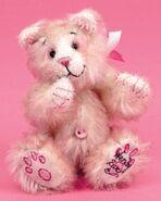 Teddy Bear Sewing Pattern (Wendy-Sue Wilkinson)