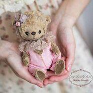 Teddy Bear Sewing Pattern (Marika Schmidt)