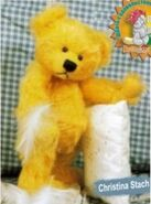 Teddy Bear Sewing Pattern (Christina Stach)
