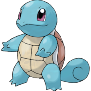 Squirtle Plushie Sewing Patterns