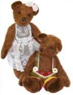 Teddy Bear Sewing Pattern (Julia Shtykova)