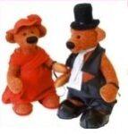 Teddy Bear Sewing Pattern (Evgenia Chudinova)