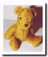 Teddy Bear Sewing Pattern (Laurence Veron)