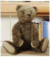 Teddy Bear Sewing Pattern 2 (Hiroyuki Sakata)