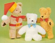 Teddy Bear Sewing Pattern (Peppi)