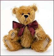 Teddy Bear Sewing Pattern (Susan Jane Knock)