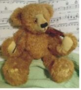 Teddy Bear Sewing Pattern (Christine Jacobs)