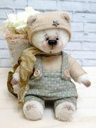 Teddy Bear Sewing Pattern (Egorova Faith)