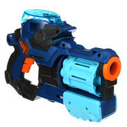 DualAmmoBlaster blue