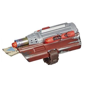 Mandalorian Rocket Gauntlet Nerf Wiki Fandom