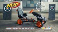 Hauck TOYS FOR KIDS - NERF Battle Racer
