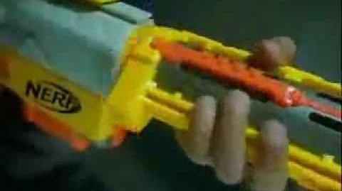Nerf Recon Commercial