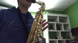 Jack Black's Sax-o-boom Alto Sax Cover