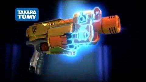 Takara Tomy Nerf N-Strike Auto Barricade RV-10 Commercial