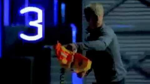 YouTube- Nerf Vulcan EBF-25 Commercial