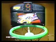 NERF Electronic Shot Clock Basketball Commercial 1997