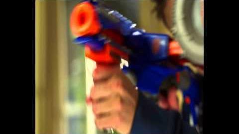 HASBRO NERF Raider (commercial)