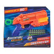 Adventure force destroyer red package