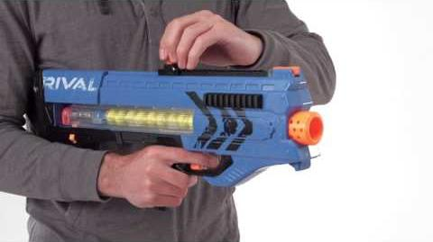 Nerf North America Product Demo Rival Zeus MXV 1200