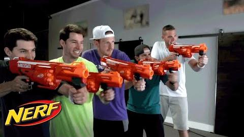 NERF - 'Mega RotoFury' TV Promo