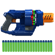Adventure-Force-Double-Trouble-Drum-Motorized-Blaster-withammo