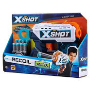 Recoil box