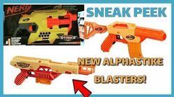 NEW! Nerf ALPHASTRIKE HAMMERSTORM FAKE Blasters? - Sneak Peek 2020 LEAKED!