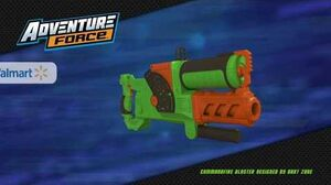 Adventure Force Commandfire Motorized Full-Auto Dart Hopper