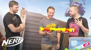 NERF Official NERF FIRST NERF x Fortnite Legendary Supply Drop NERF Nation