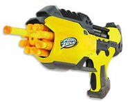 8Shooter yellow