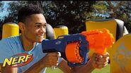 NERF - 'Elite Surgefire Blaster' Official TV Commercial