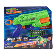 Adventure force destroyer green package