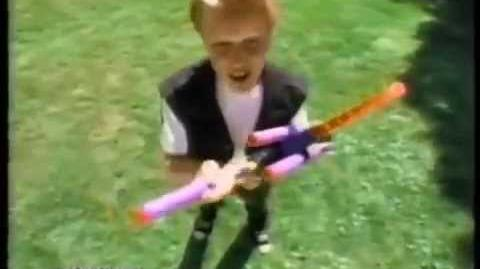 Nerf Target Master Arrows Ad (1993)