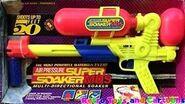 Super Soaker MDS Larami 1993 Commercial Retro Toys and Cartoons