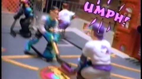 ABC - Nerf BASH (Back Alley Street Hockey) (1996)