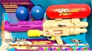 Super Soaker XP 150 Larami 1994 Commercial Retro Toys and Cartoons