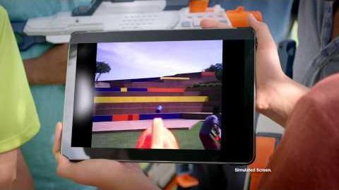 NERF N-Strike Elite Nerf Cam ECS-12
