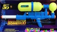 Super Soaker 100 Larami 1991 Commercial Retro Toys and Cartoons