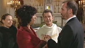 Bruiloft van Waldek Kosinski en Rosa Verbeeck