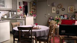 Appartement van Rosa Verbeeck (gehuurd)