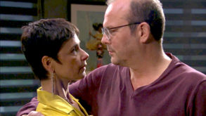 Waldek Kosinski en Mayra Magiels