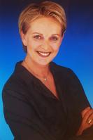 Fotoshoot Blauw Linda