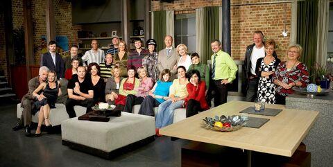 Fotoshoot 2007 Groepsfoto