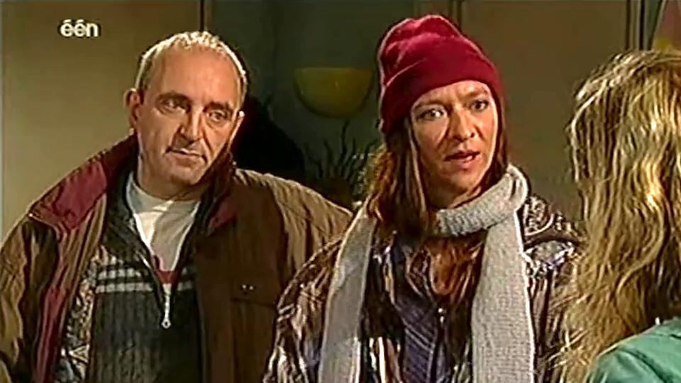 Liefdesrelatie van Eddy en Nancy