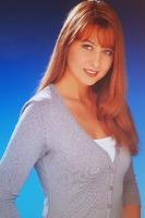 Fotoshoot Blauw Eva