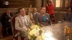 Bruiloft van Franky Bomans en Tibo Timmermans